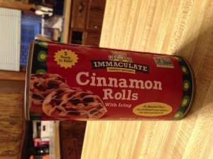 Immaculate Baking Cinnamon Rolls